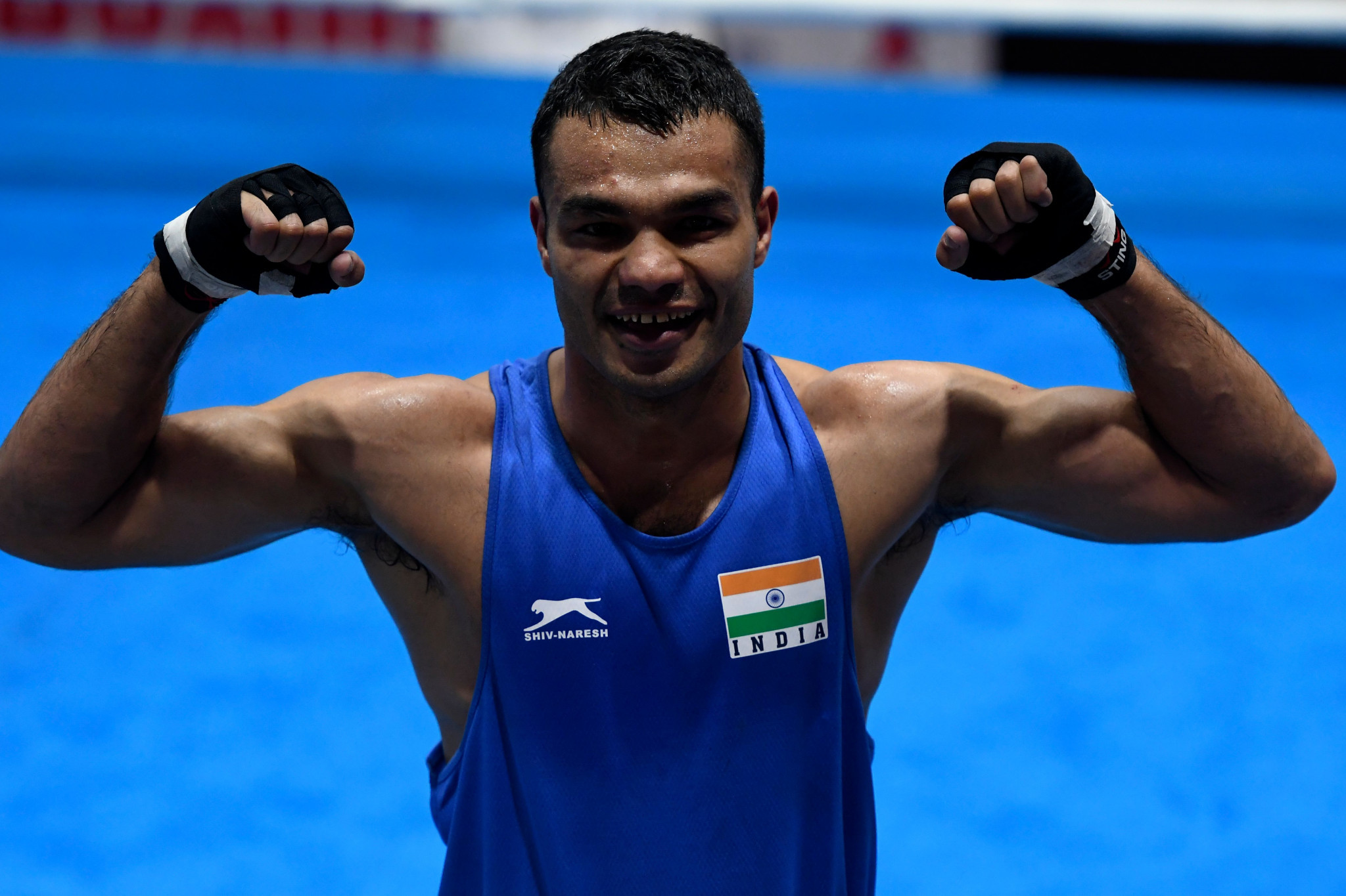 Vikas Krishan was among those due at the training camp ©Getty Images