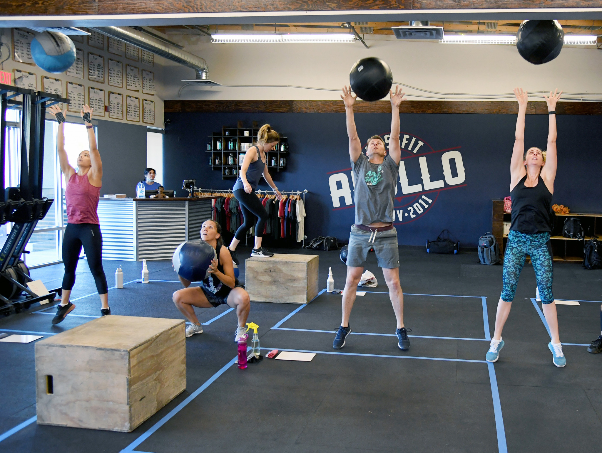 """Reebok drops sponsorship and top stars speak out after CrossFit founder's """"abhorrent"""" comment"""