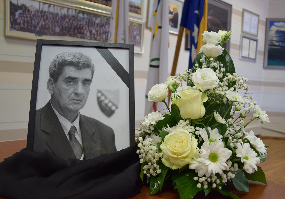 Olympic Committee of Bosnia and Herzegovina pays tribute after death of vice-president
