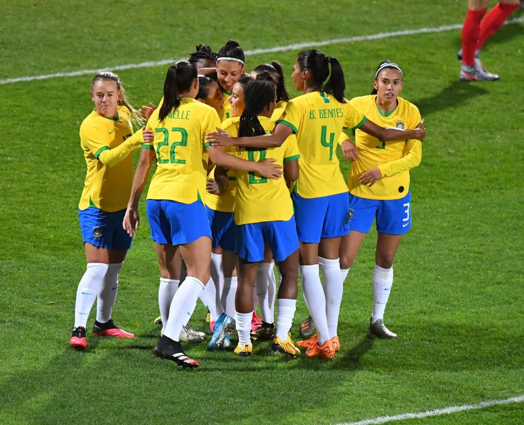 Brazil withdraw bid to host 2023 FIFA Women's World Cup