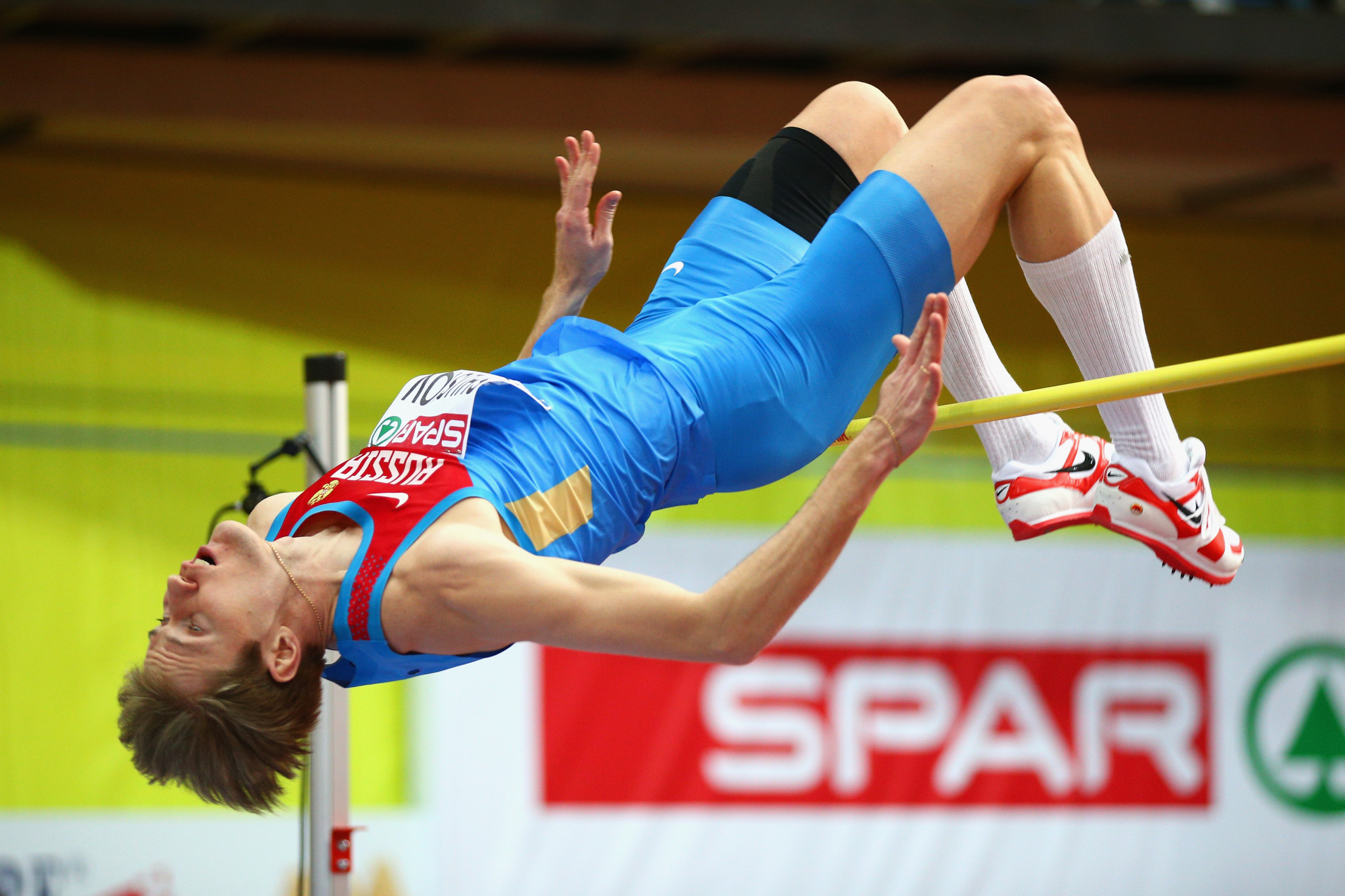 Russian high jumper Shustov given four-year ban over doping offence