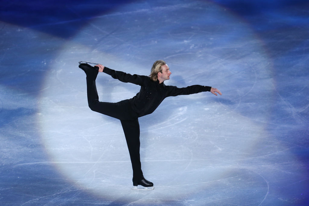 The 15-year-old sensation is joining the team led by double Olympic gold medallist Evgeni Plushenko ©Getty Images