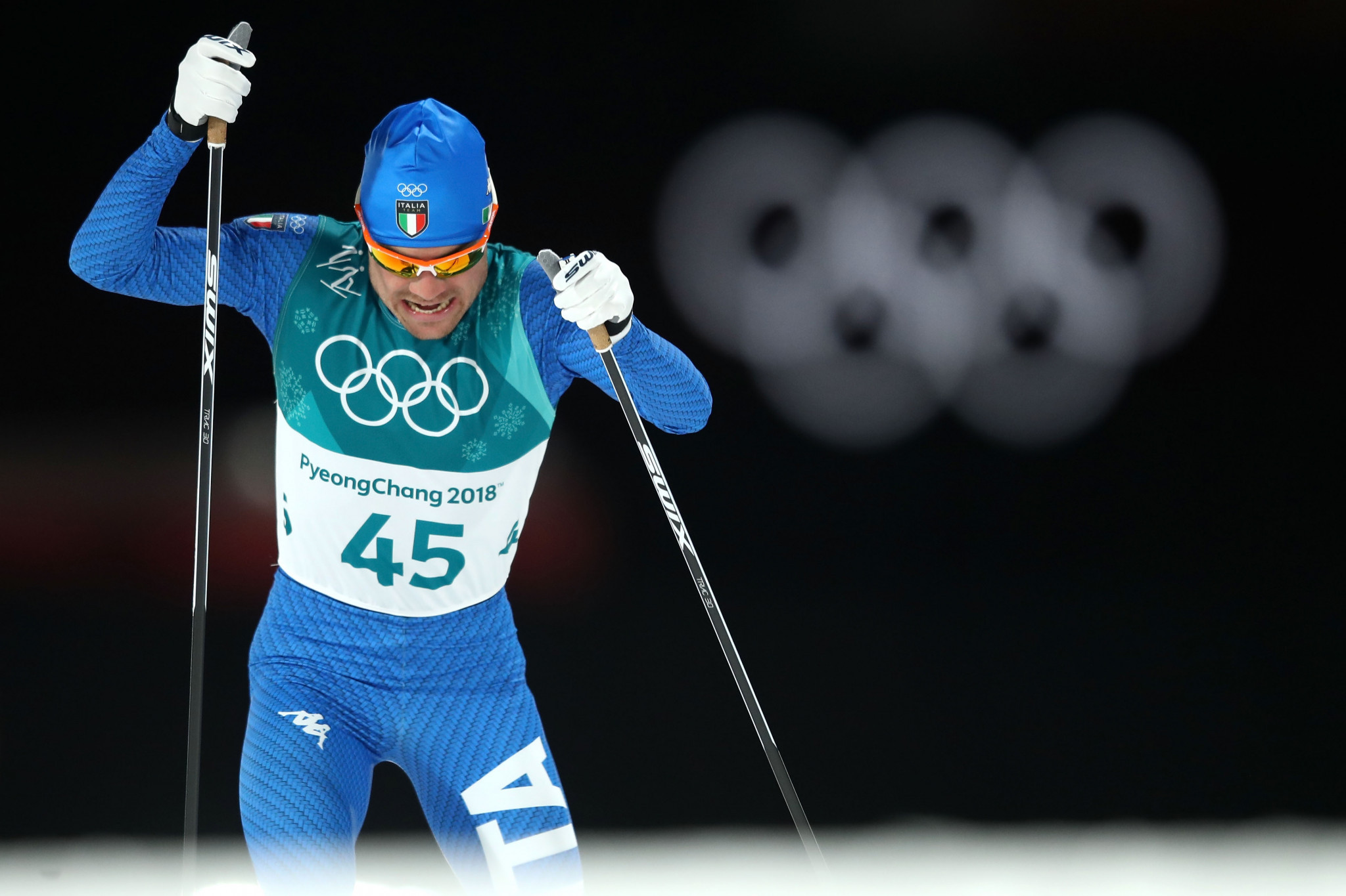 Triple Winter Olympian Runggaldier announces Nordic combined retirement