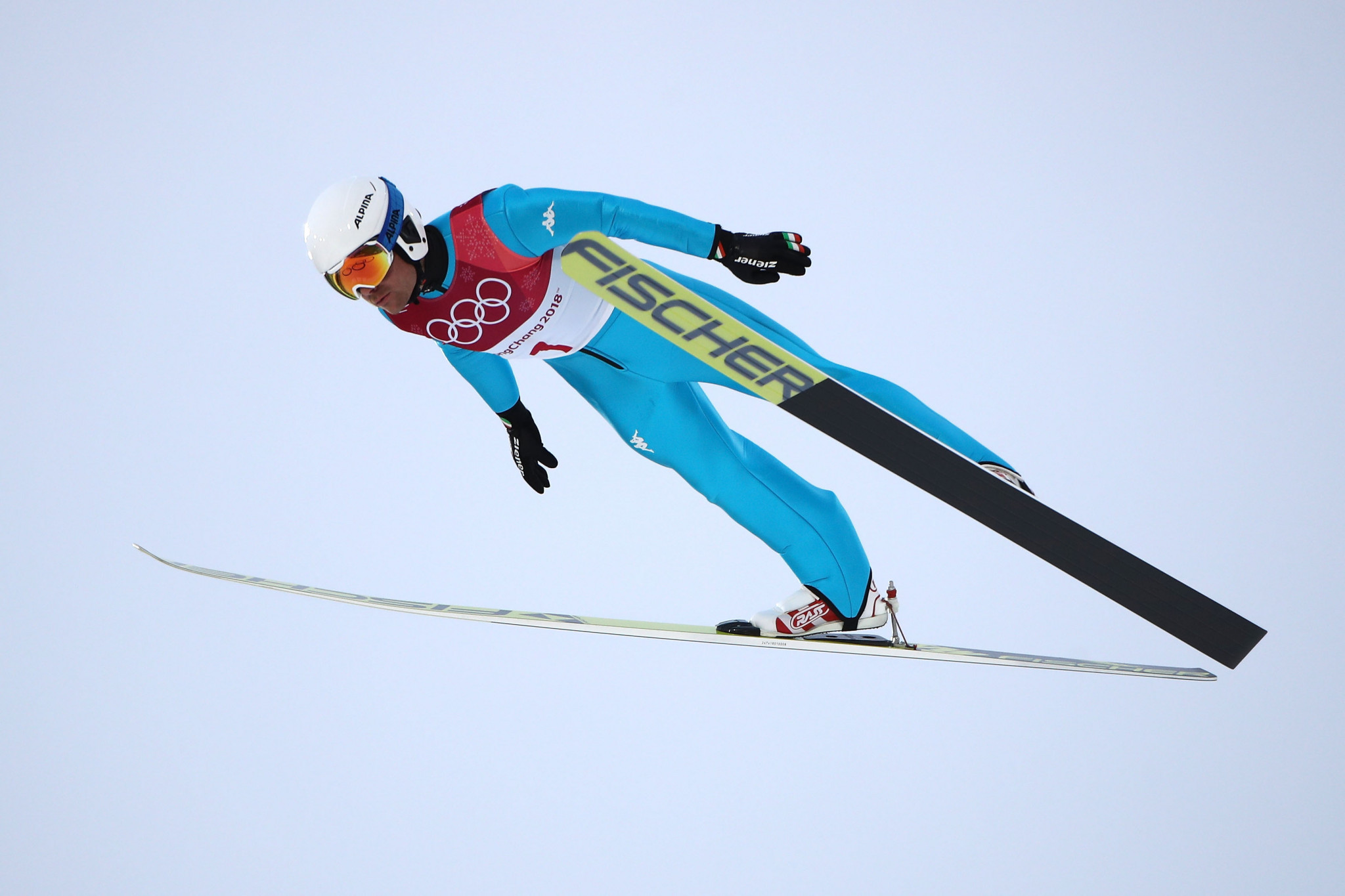 Lukas Runggaldier competed at three Olympic Games ©Getty Images