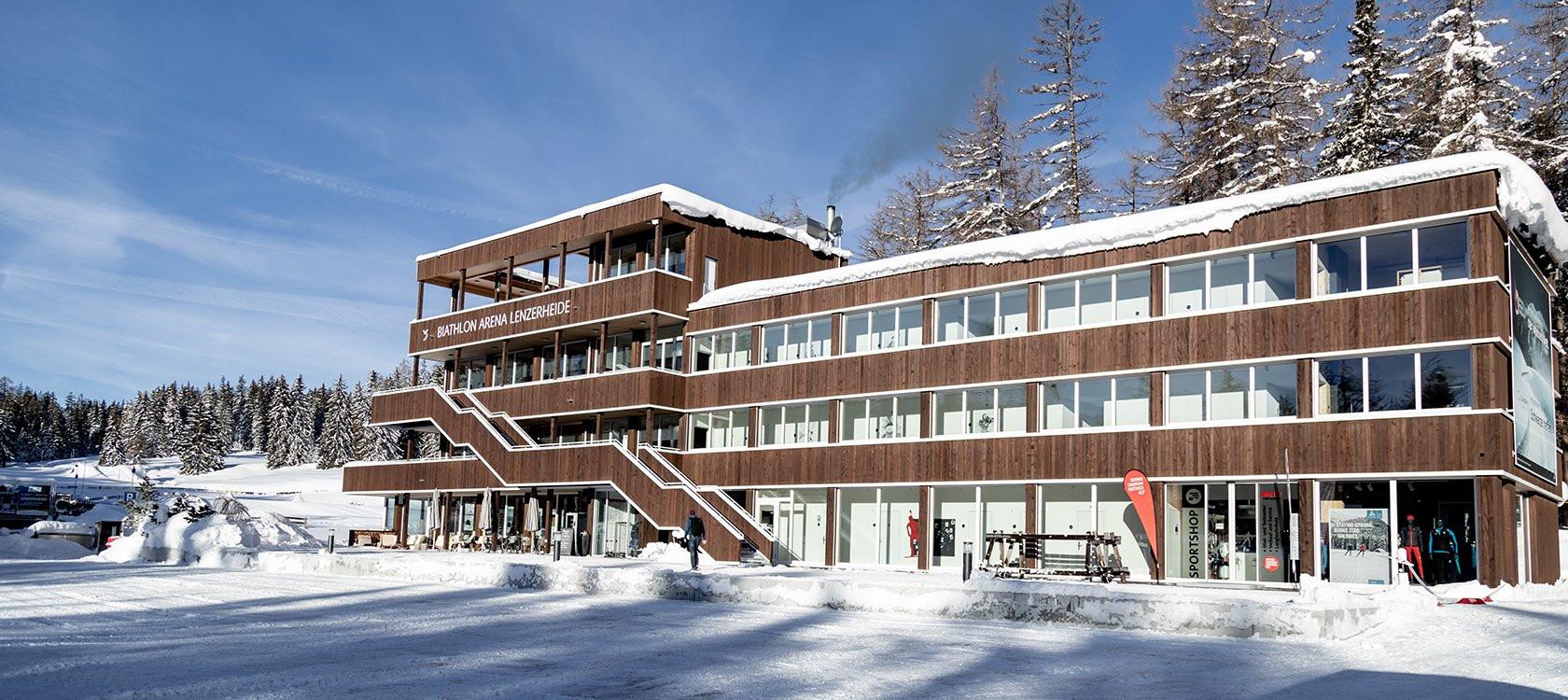 "Swiss-Ski announce plans to turn Lenzerheide into ""biathlon hot-spot"""