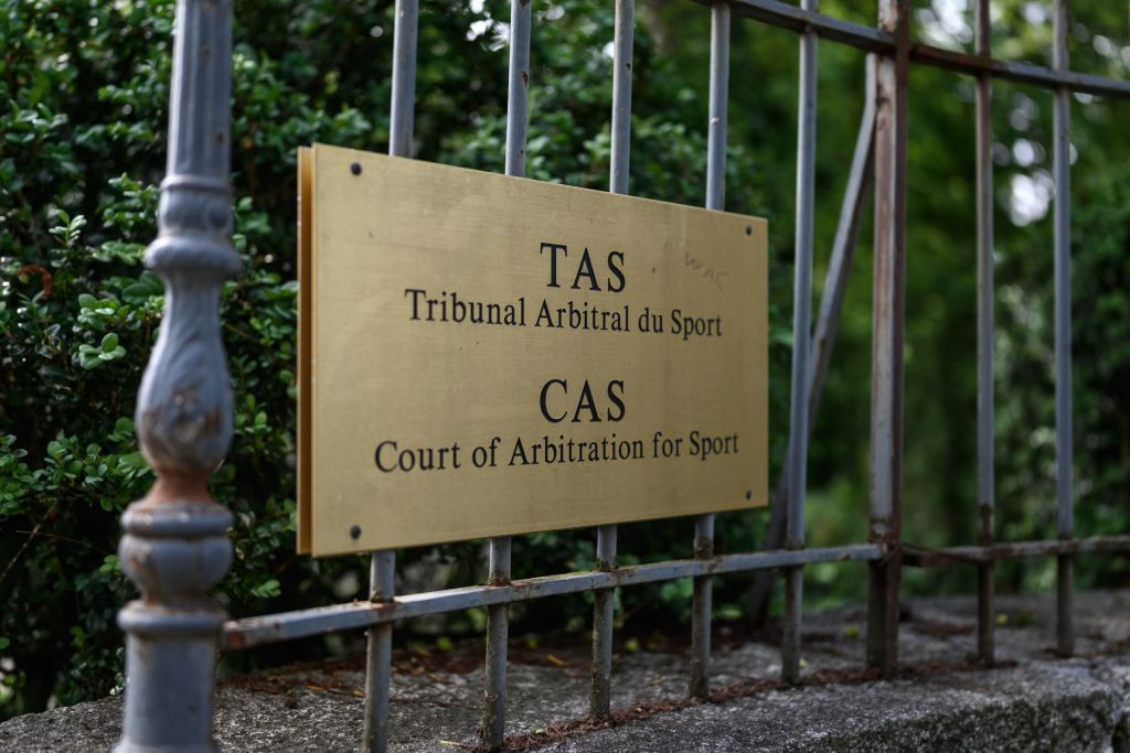 Jack appeal hearing date at CAS set but will not be made public