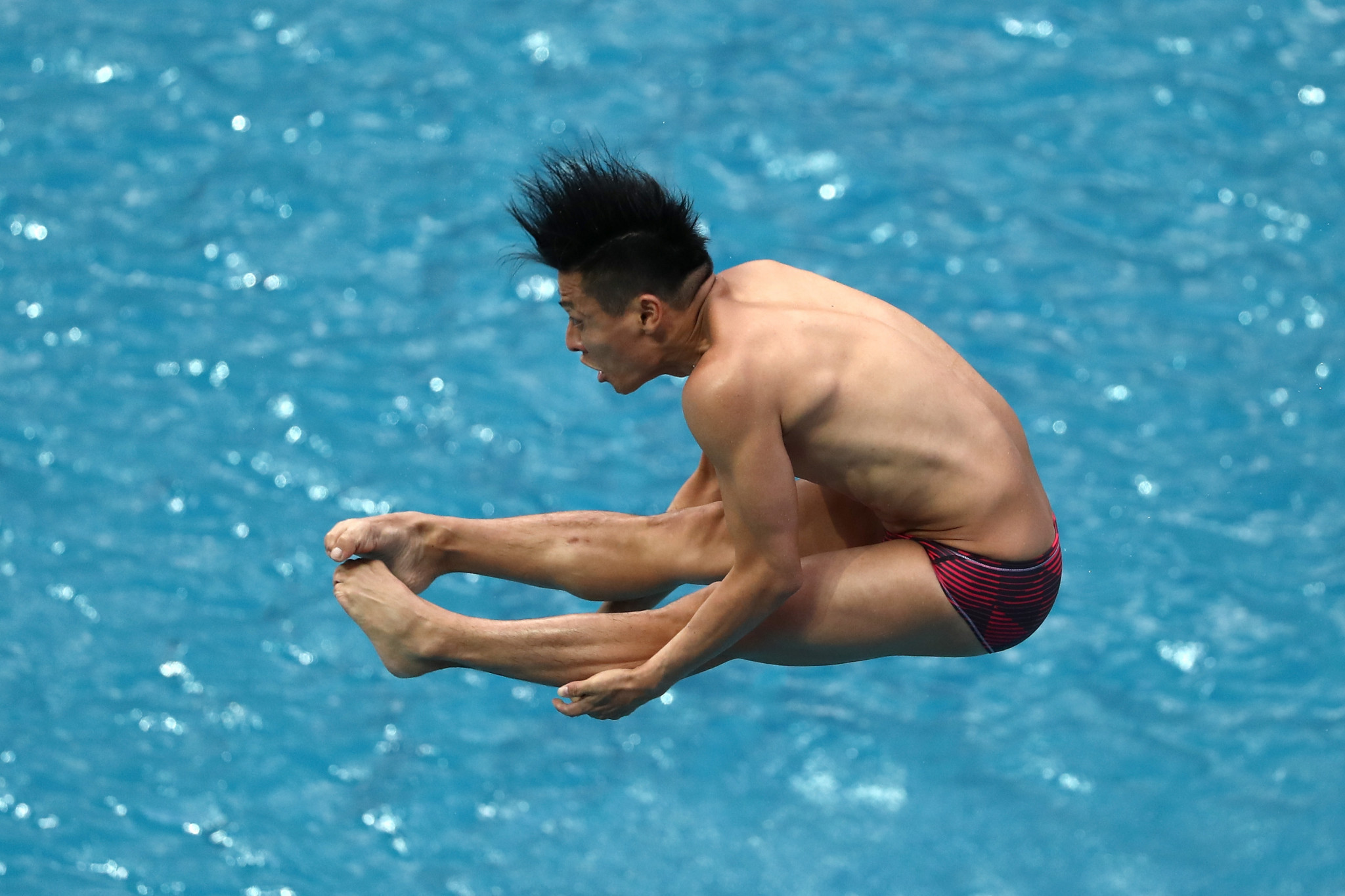 Japan confirms four divers retain places for Tokyo 2020