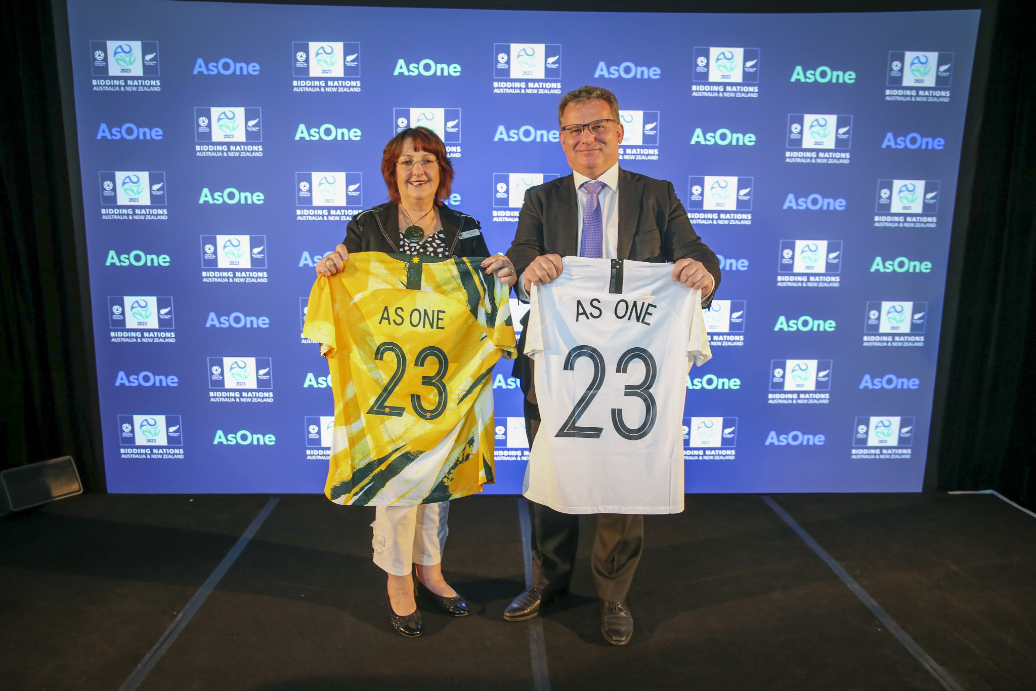 Australia and New Zealand bid scores highest in evaluation report for 2023 FIFA Women's World Cup