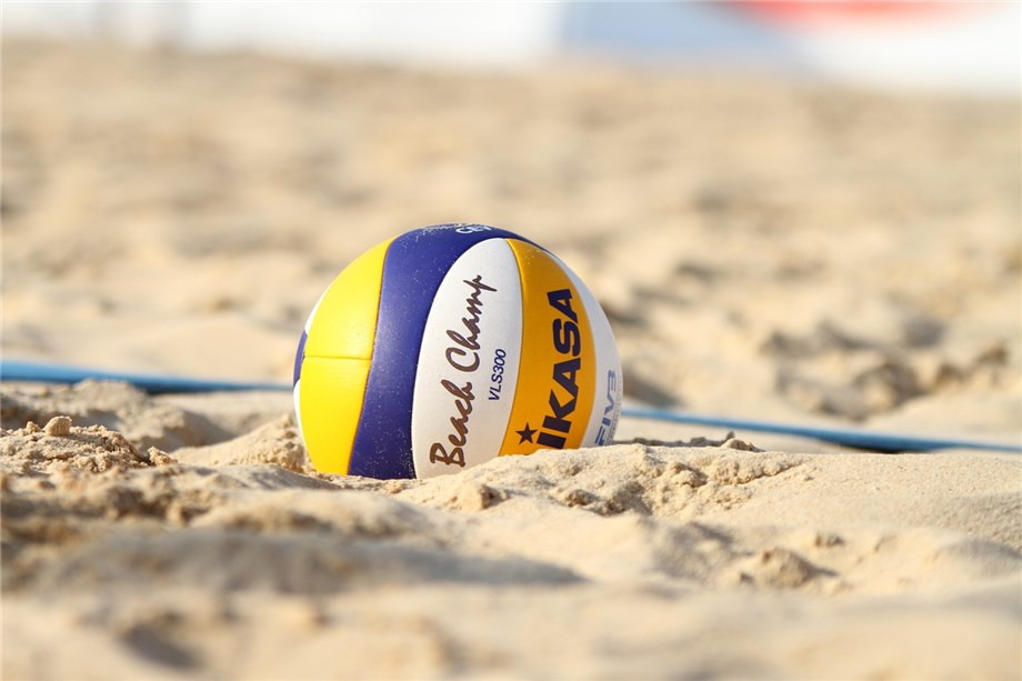 FIVB confirm no top-tier Beach World Tour events will be held until October