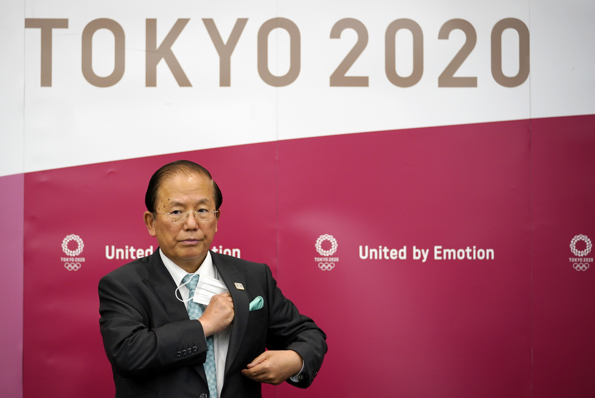 "Tokyo 2020 chief executive Toshiro Muto has said the rescheduled Olympics will be a ""simplified Games"" ©Getty Images"
