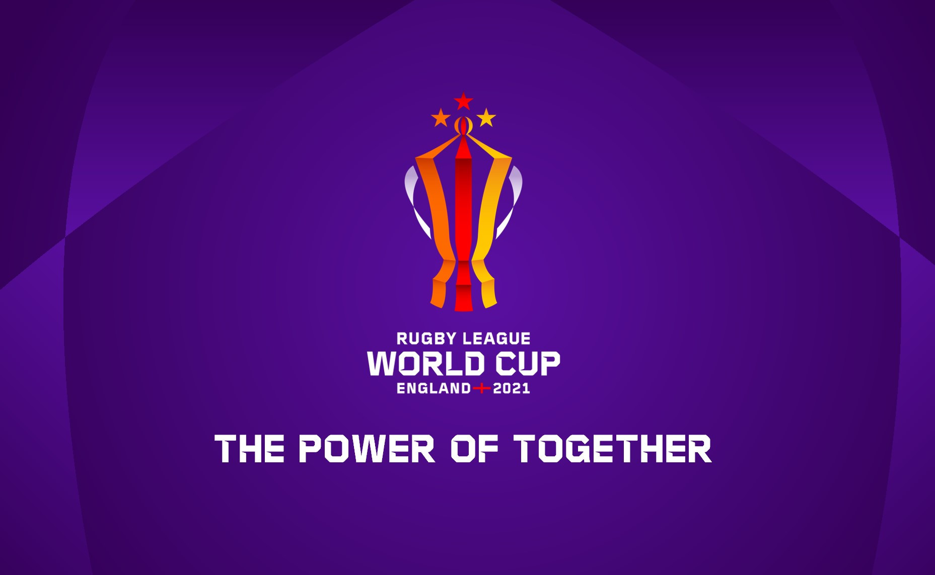 New logo unveiled for 2021 Rugby League World Cup