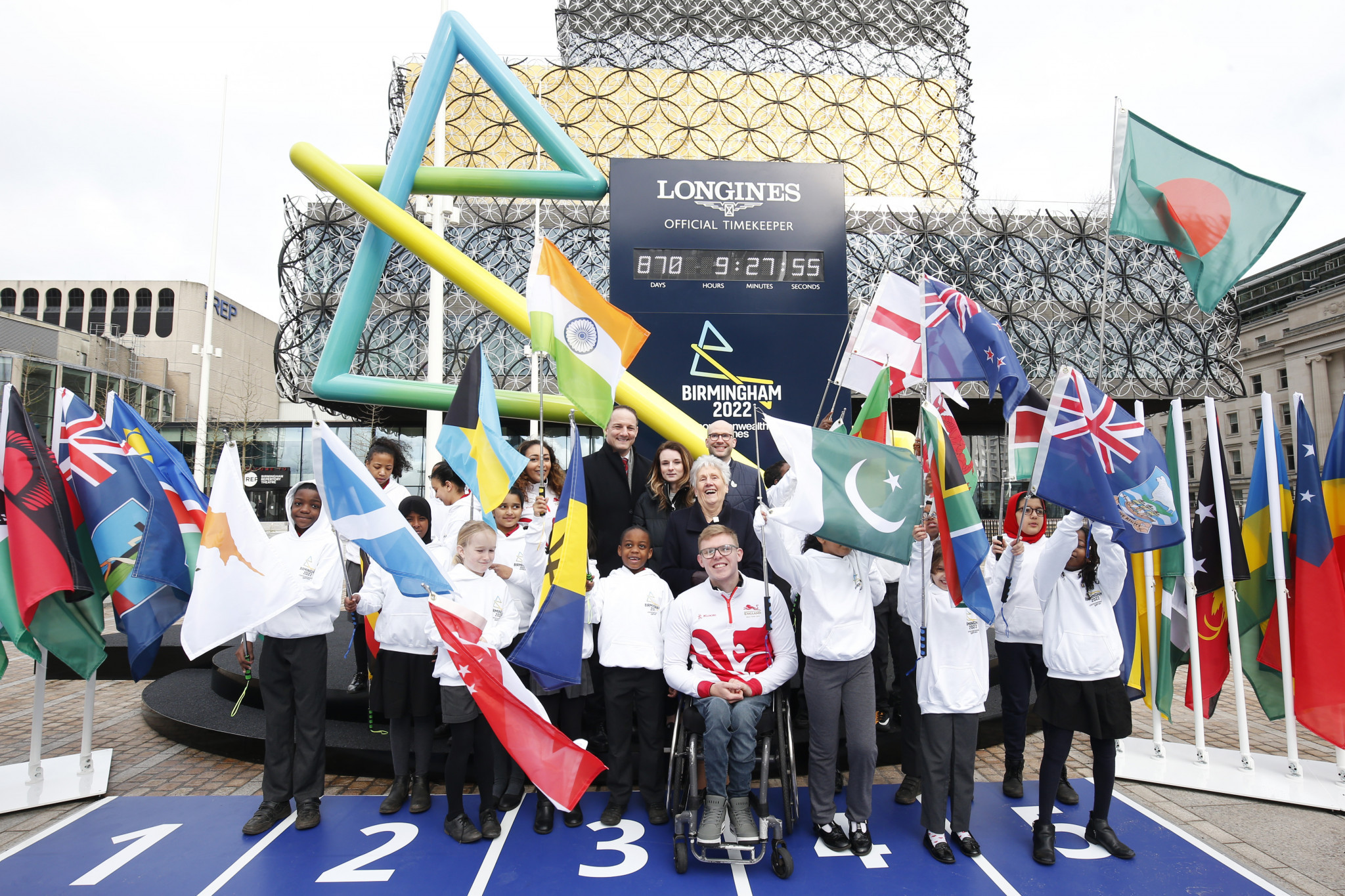 Commonwealth Games Federation changes Birmingham 2022 dates by 24 hours