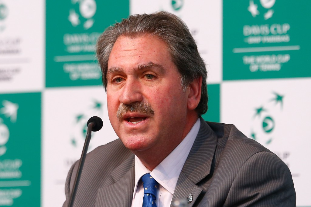 ITF President David Haggerty will lead the ITF virtual AGM ©Getty Images