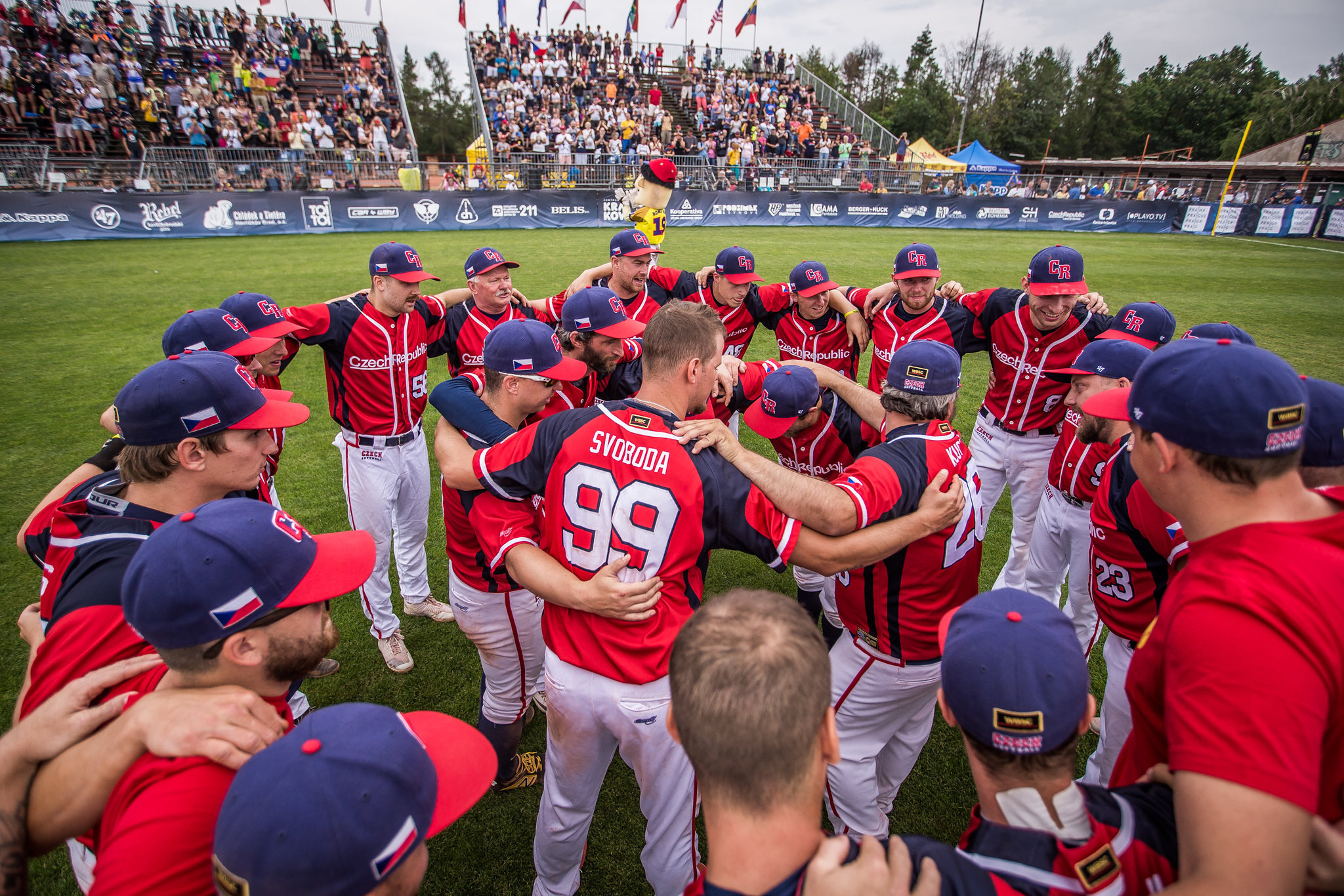 WBSC announce new dates for Men's Softball World Cup in 2022
