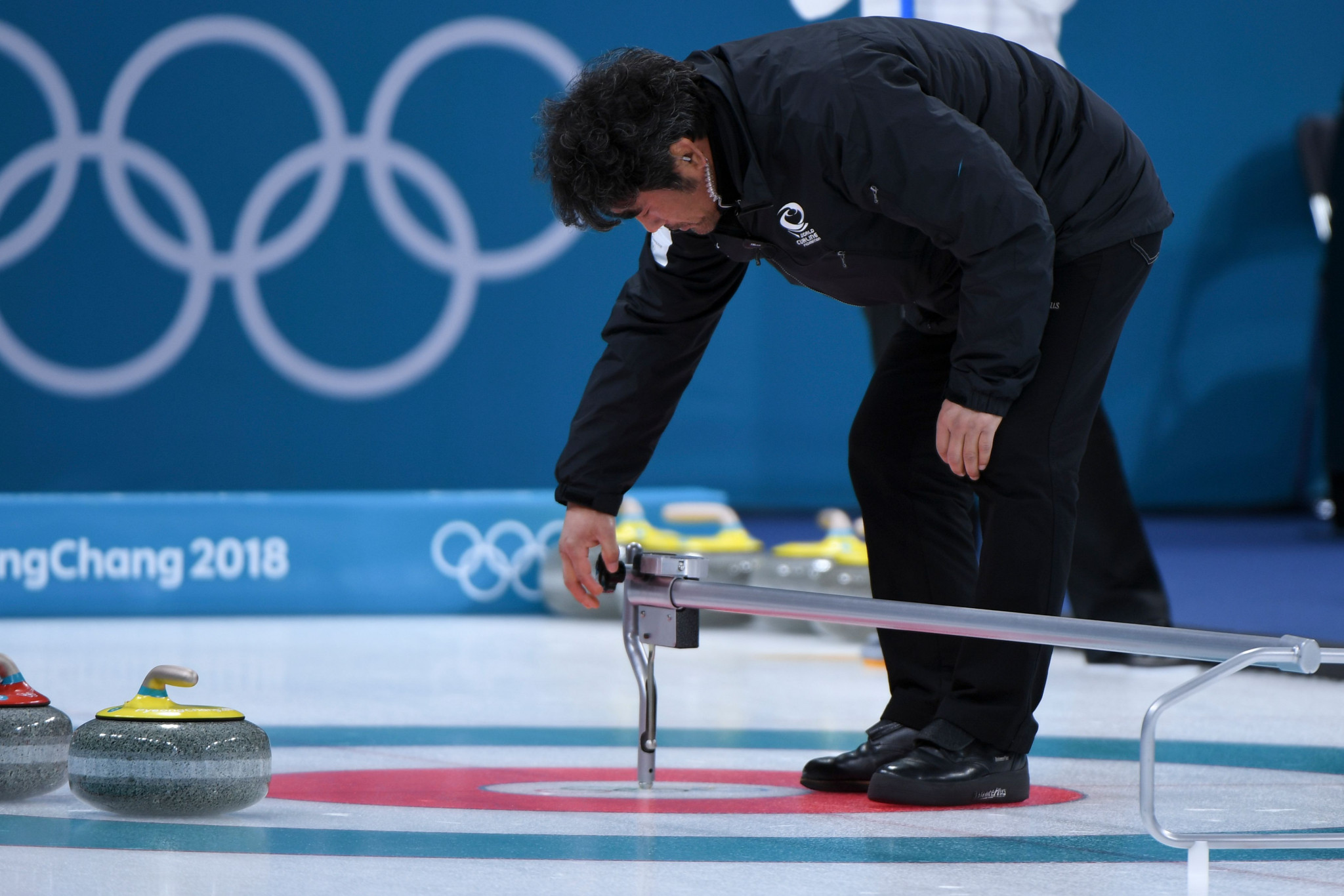 World Curling Federation announce technical officials for Beijing 2022