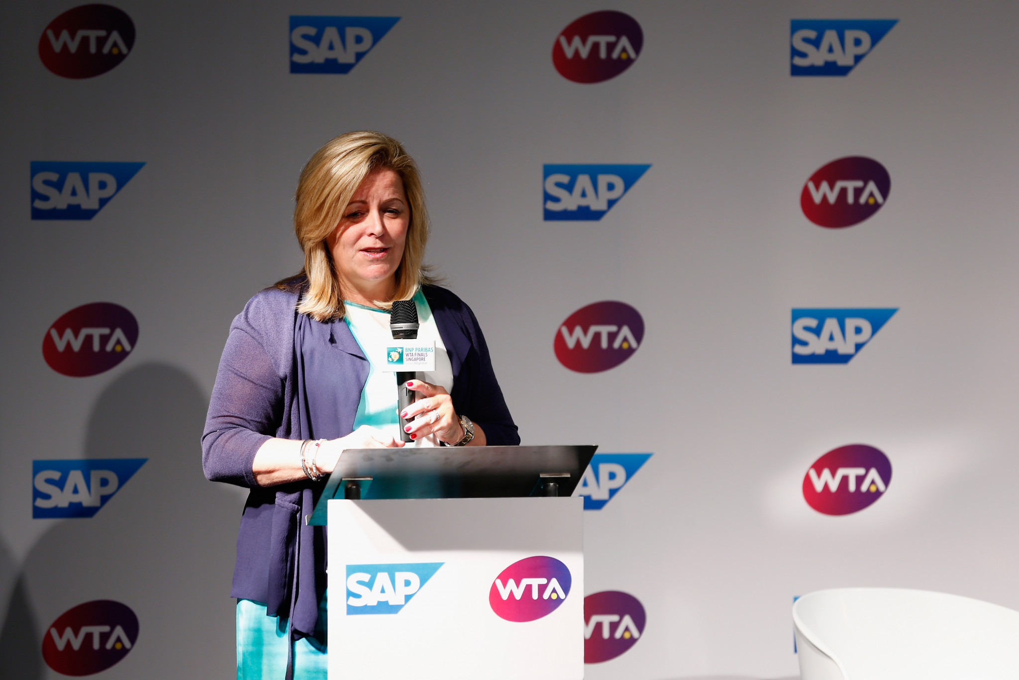 Allaster named as first female tournament director of US Open