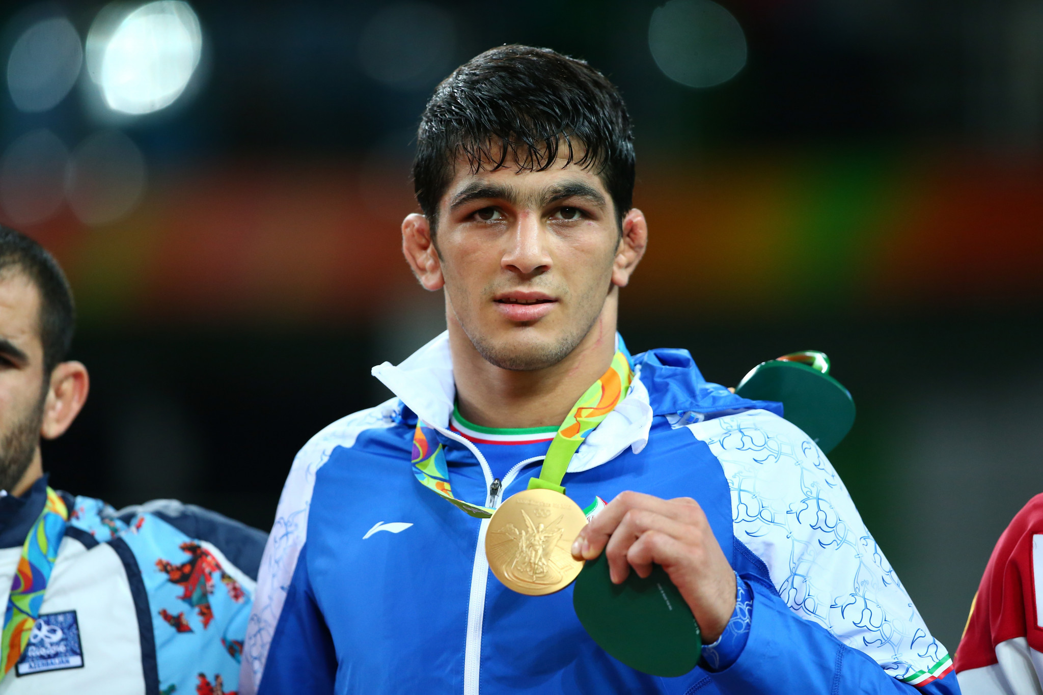 Olympic wrestling champion Yazdani aiming to compete at Paris 2024