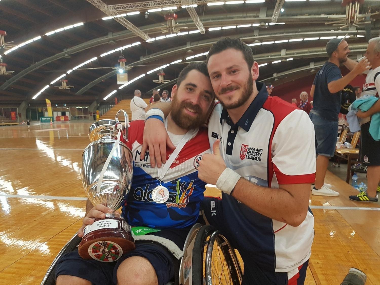 France top inaugural wheelchair rugby league world rankings