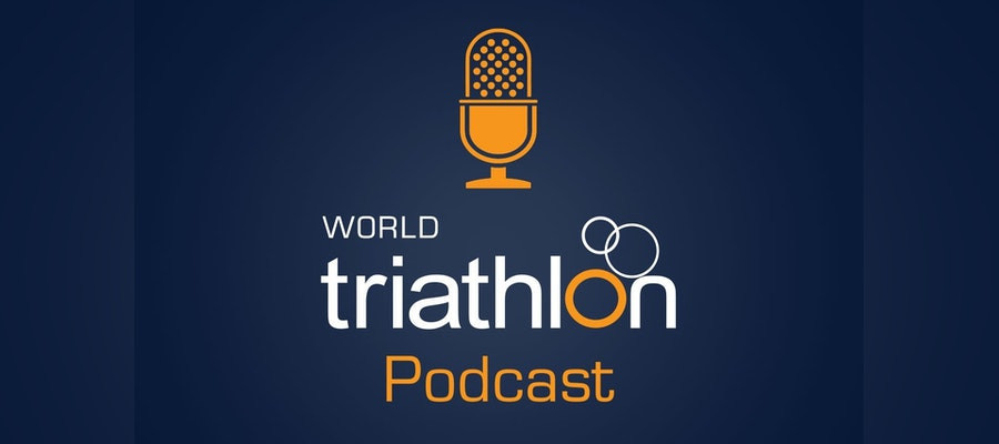 The World Triathlon podcast has been launched on major streaming platforms ©ITU