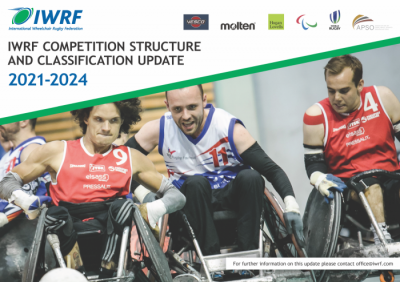 IWRF remove 2022 World Championship qualification tournament in competition structure update