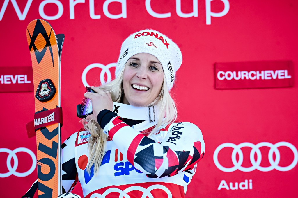 Brem and Hirscher seal FIS Alpine World Cup giant slalom titles