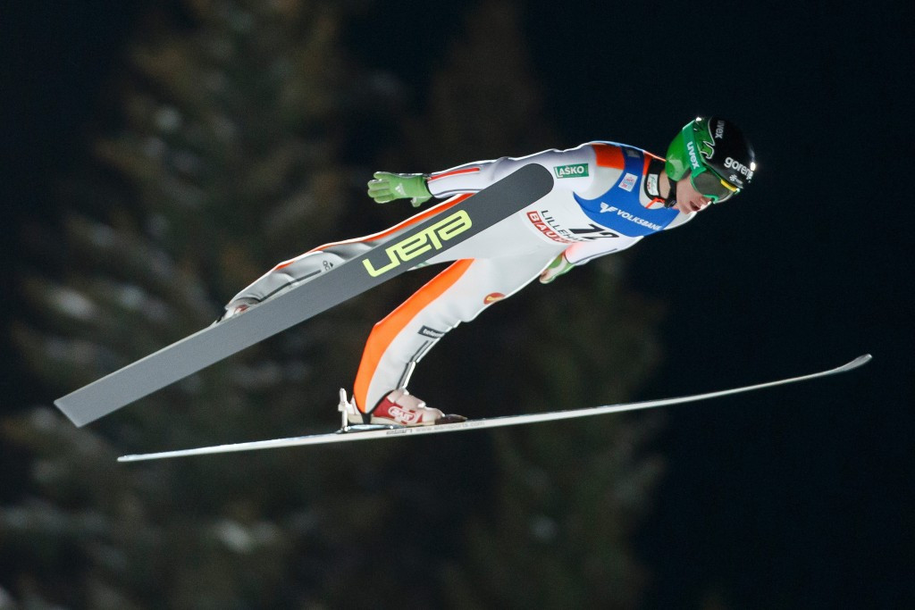 Prevc makes it back-to-back wins in Engelberg to extend FIS Ski Jumping World Cup lead
