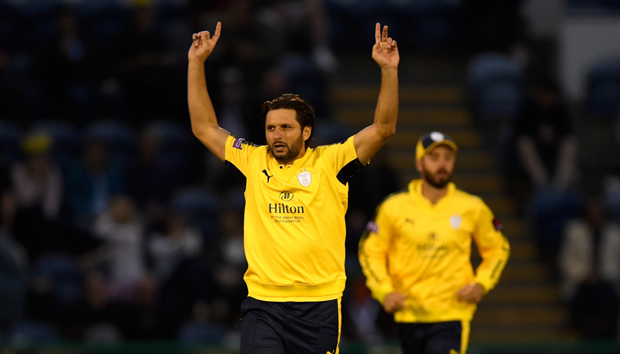 Former Pakistan cricket captain Afridi tests positive for COVID-19