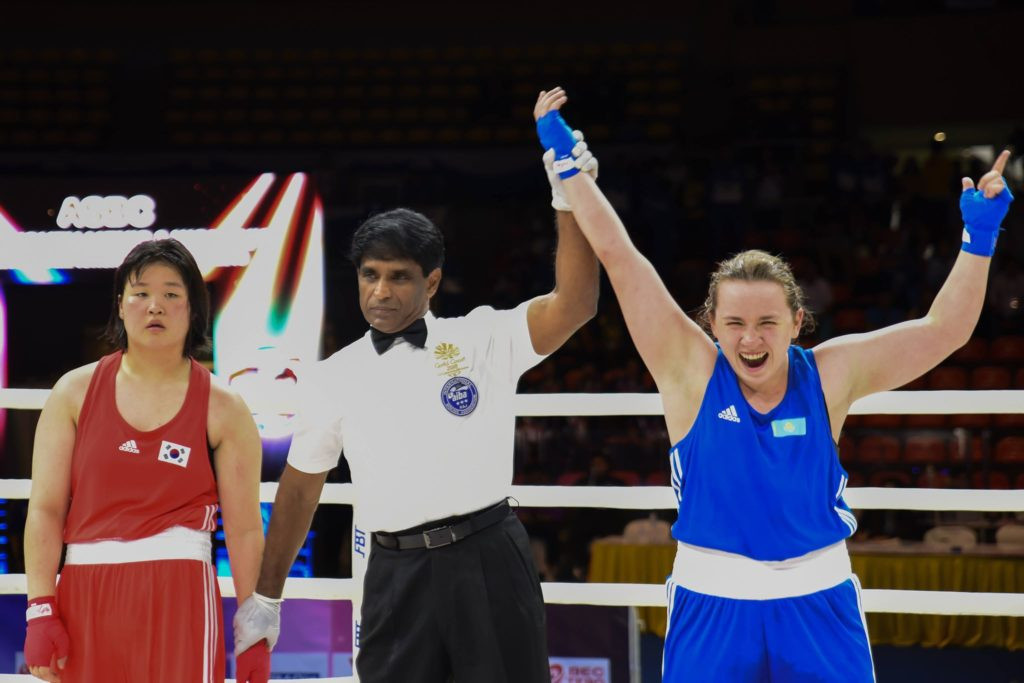 "Kazakhstan's boxing qualifier Ryabets targets the ""impossible"" at re-arranged Tokyo 2020"