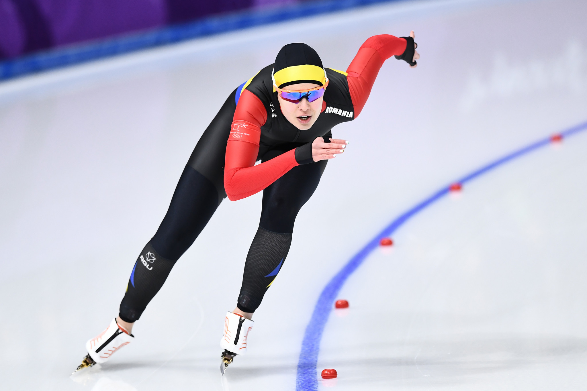 Romanian speed skater Ianculescu to move to The Netherlands for training