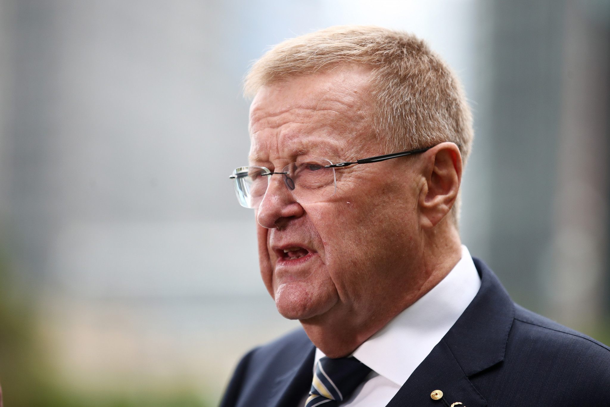Australian Olympic Committee President John Coates said funding would be a relief for athletes and sports ©Getty Images
