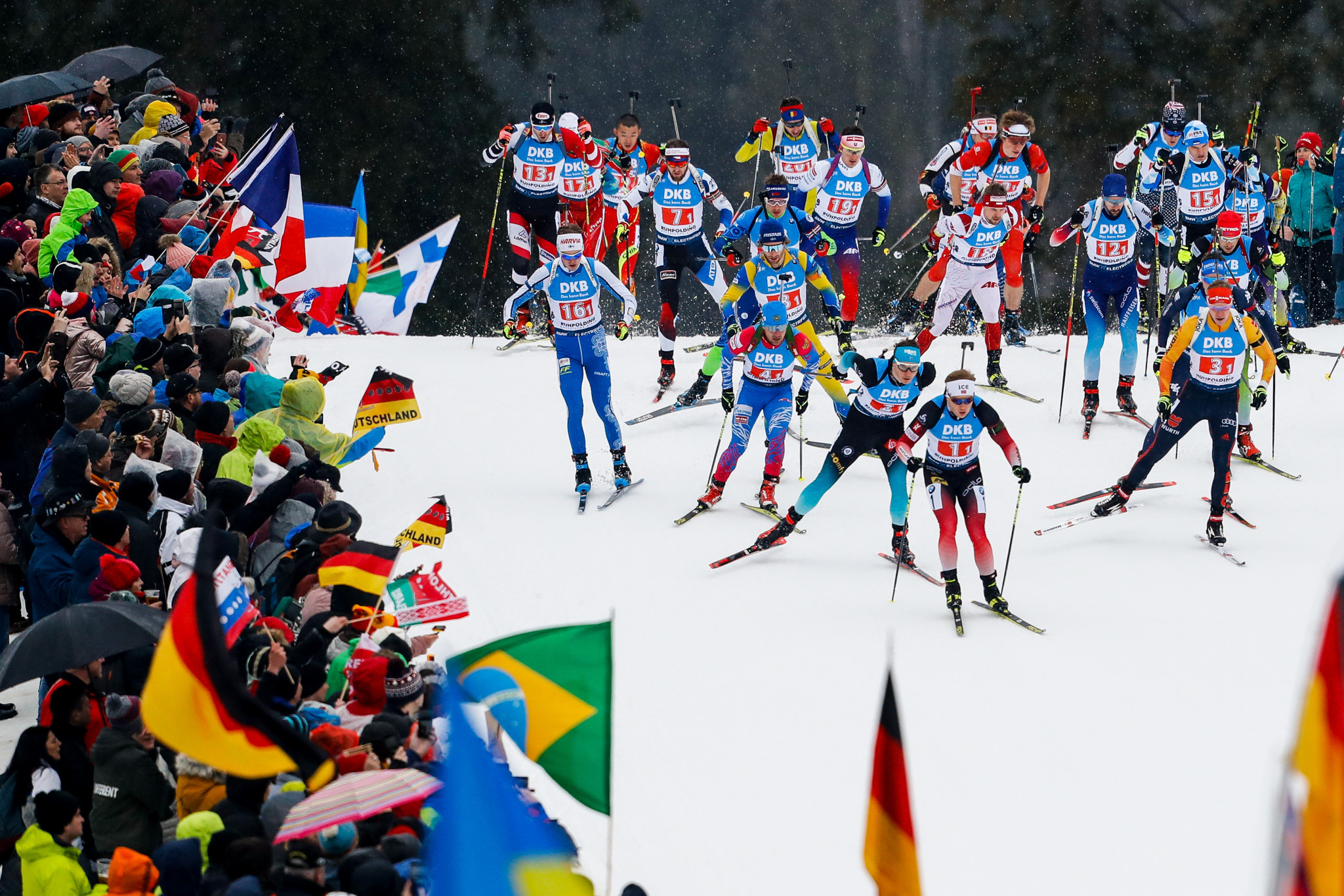 International Biathlon Union signs up for UN climate action initiative