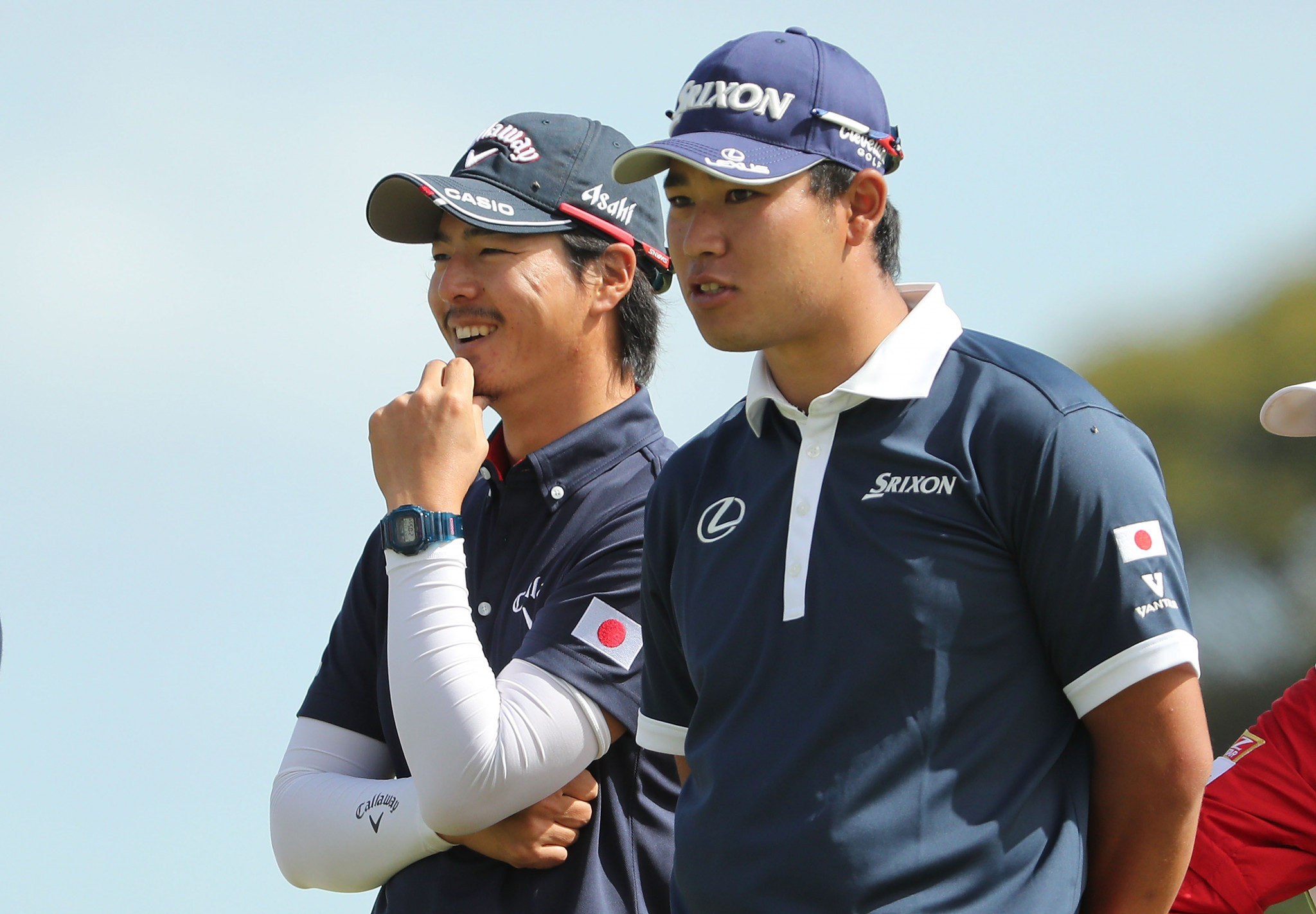 Japanese golfers Matsuyama and Ishikawa launch auction to raise funds for COVID-19 fight
