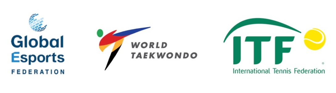 World Taekwondo and the International Tennis Federation have become Global Esports Federation members ©GEF