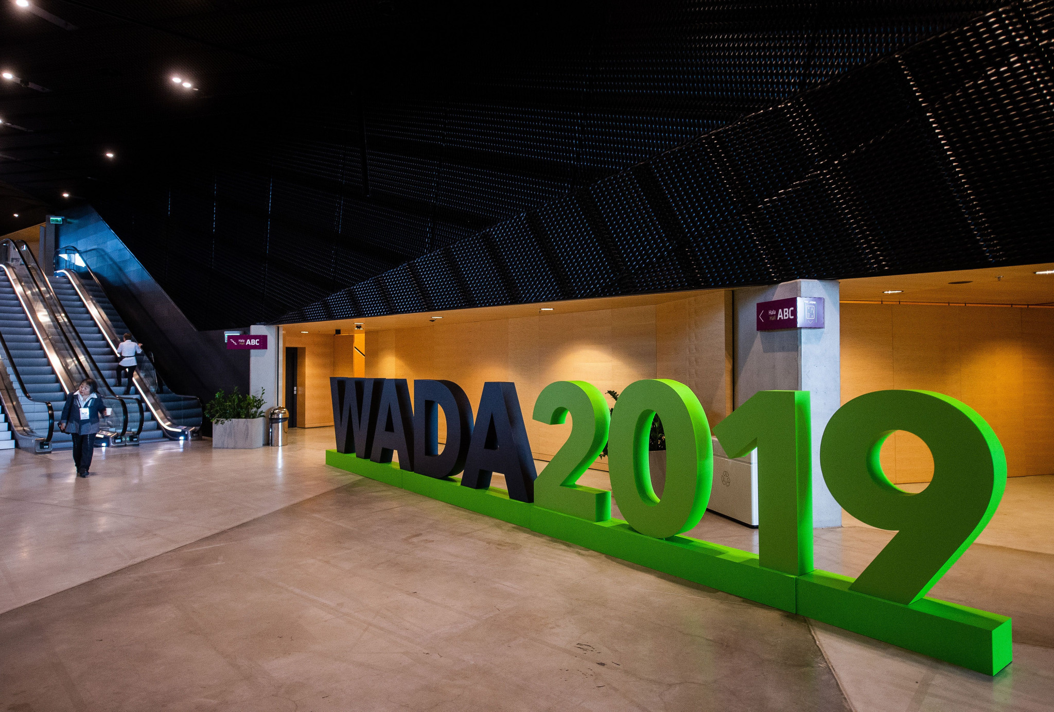 The documents were approved at the 2019 World Conference on Doping in Sport ©Getty Images