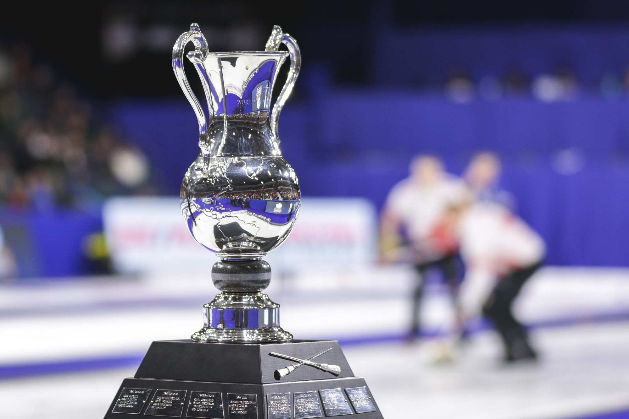 Ottawa awarded 2021 World Men's Curling Championship