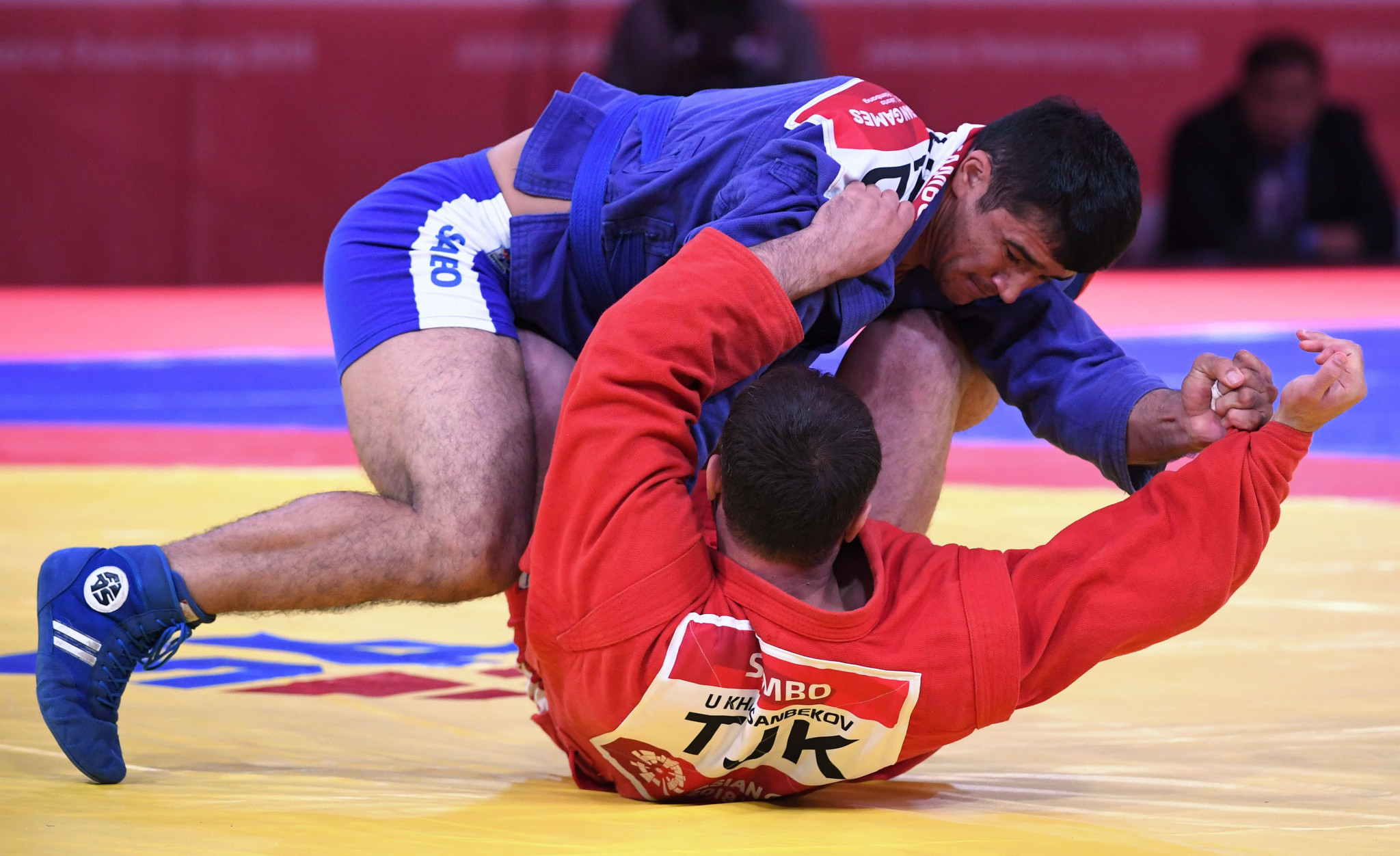 Decision on 2020 World Sambo Championships to be made by end of September