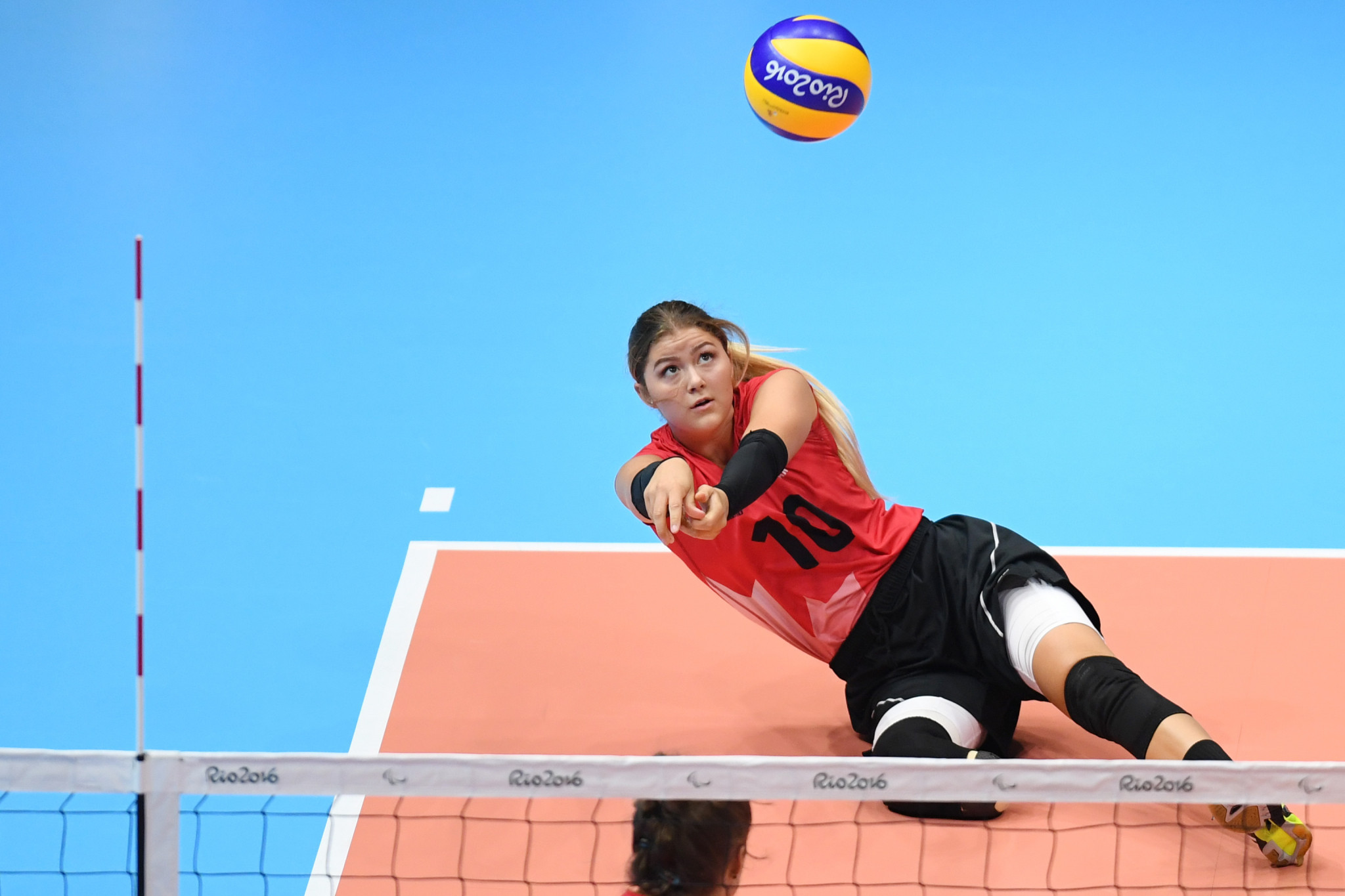 Sitting volleyball has been a Paralympic discipline since 1980 ©Getty Images