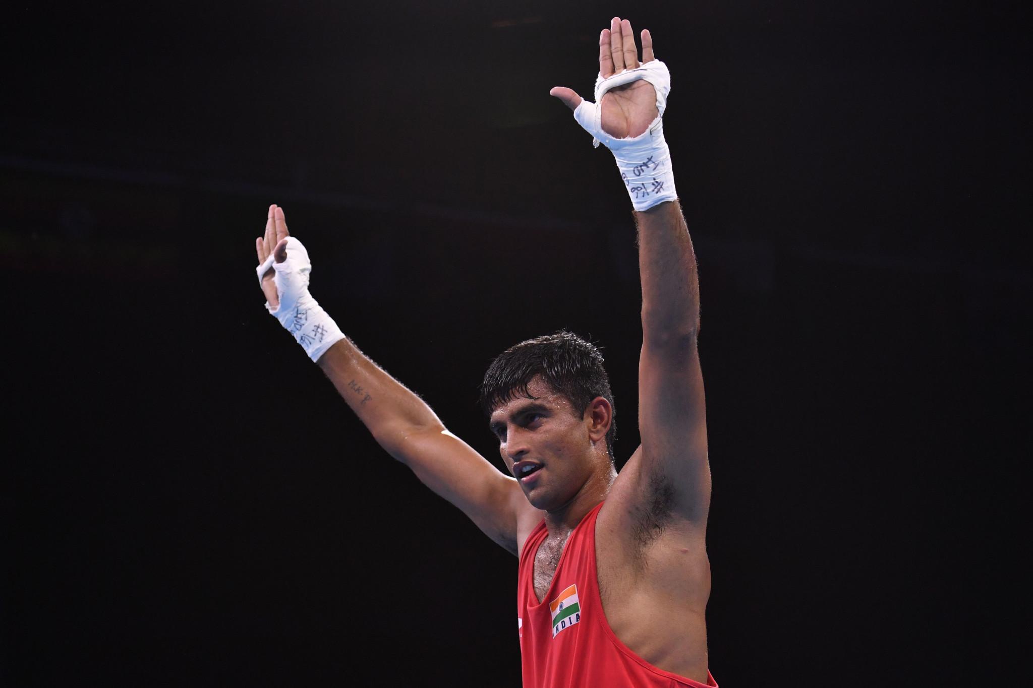 Boxing world bronze medallist Kaushik aiming for gold at Tokyo 2020