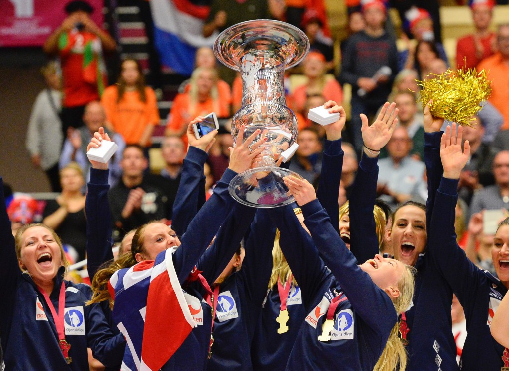 Norway earned a dominant victory over The Netherlands in the final ©Getty Images