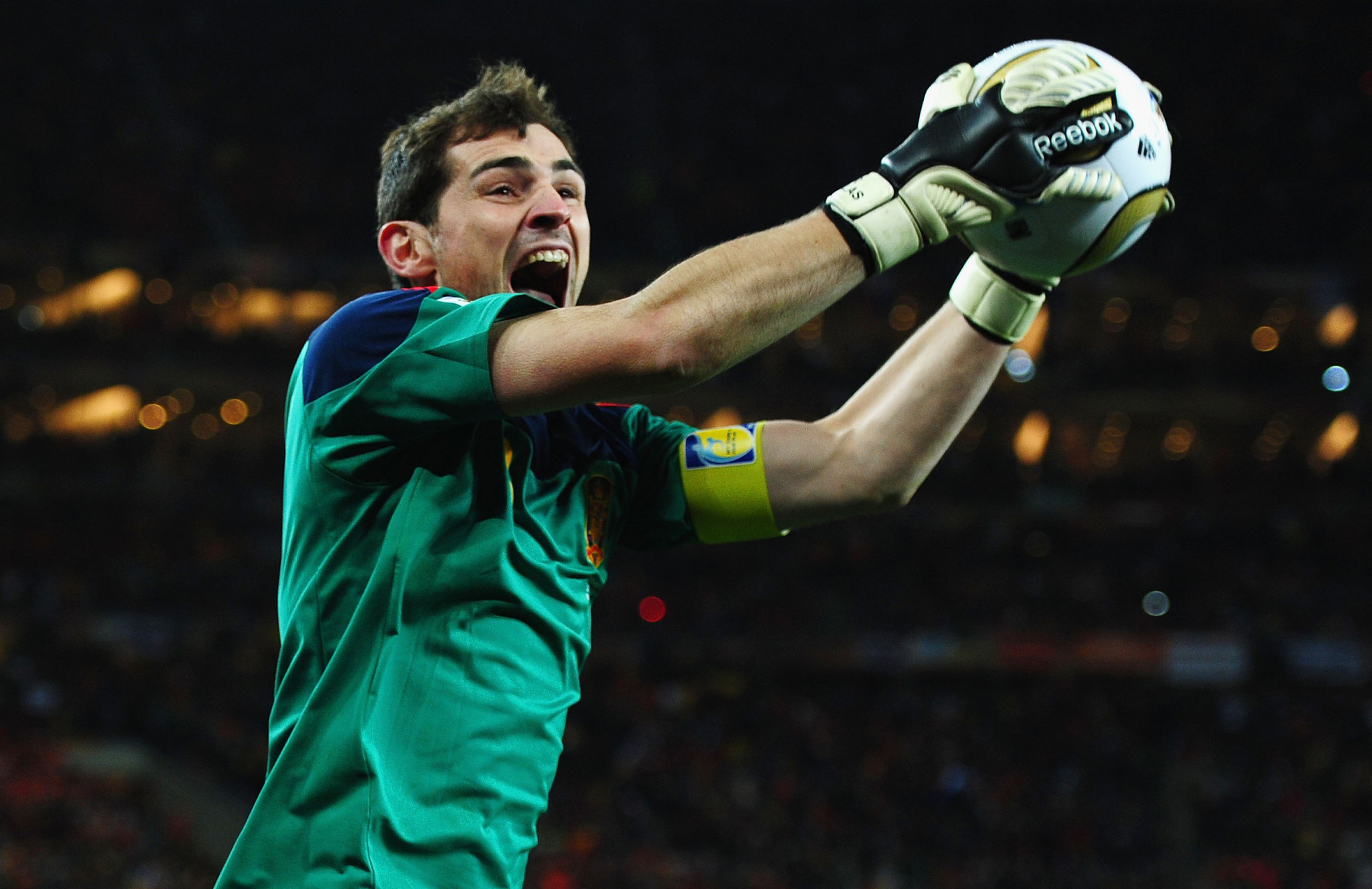 Casillas withdraws from Royal Spanish Football Federation Presidential election