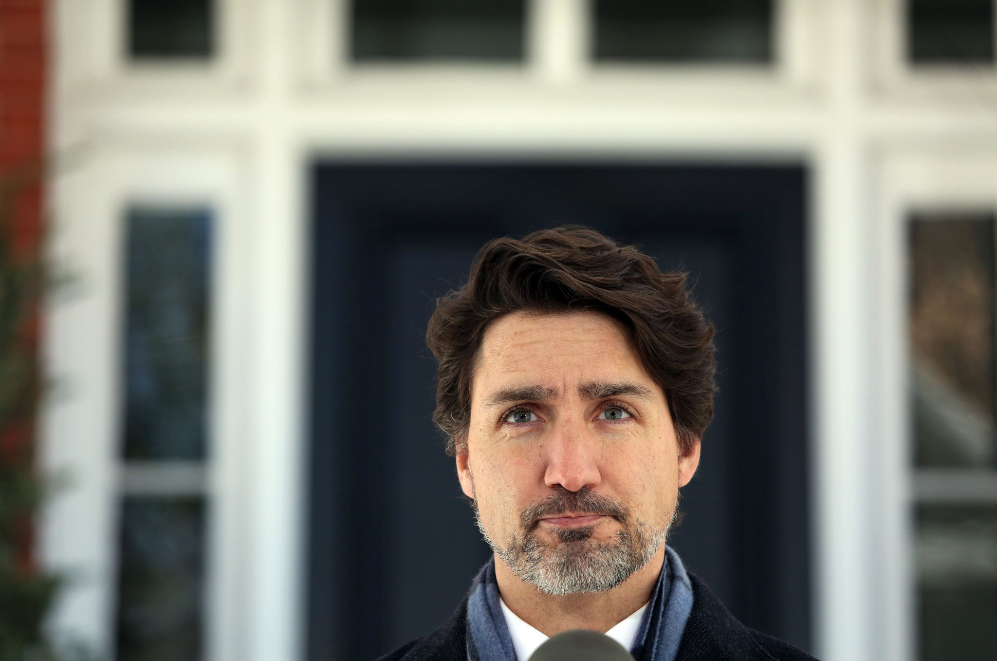 """Prime Minister Trudeau """"open"""" to having NHL hub city in Canada"""