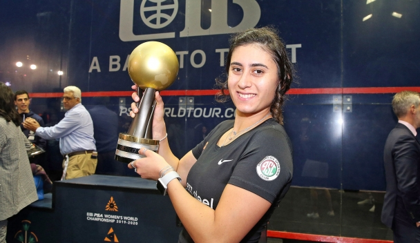 ElShorbagy and El Sherbini win PSA Player of the Year awards