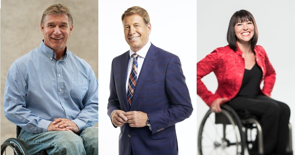 Paralympic Foundation of Canada adds first three members to new Honorary Board