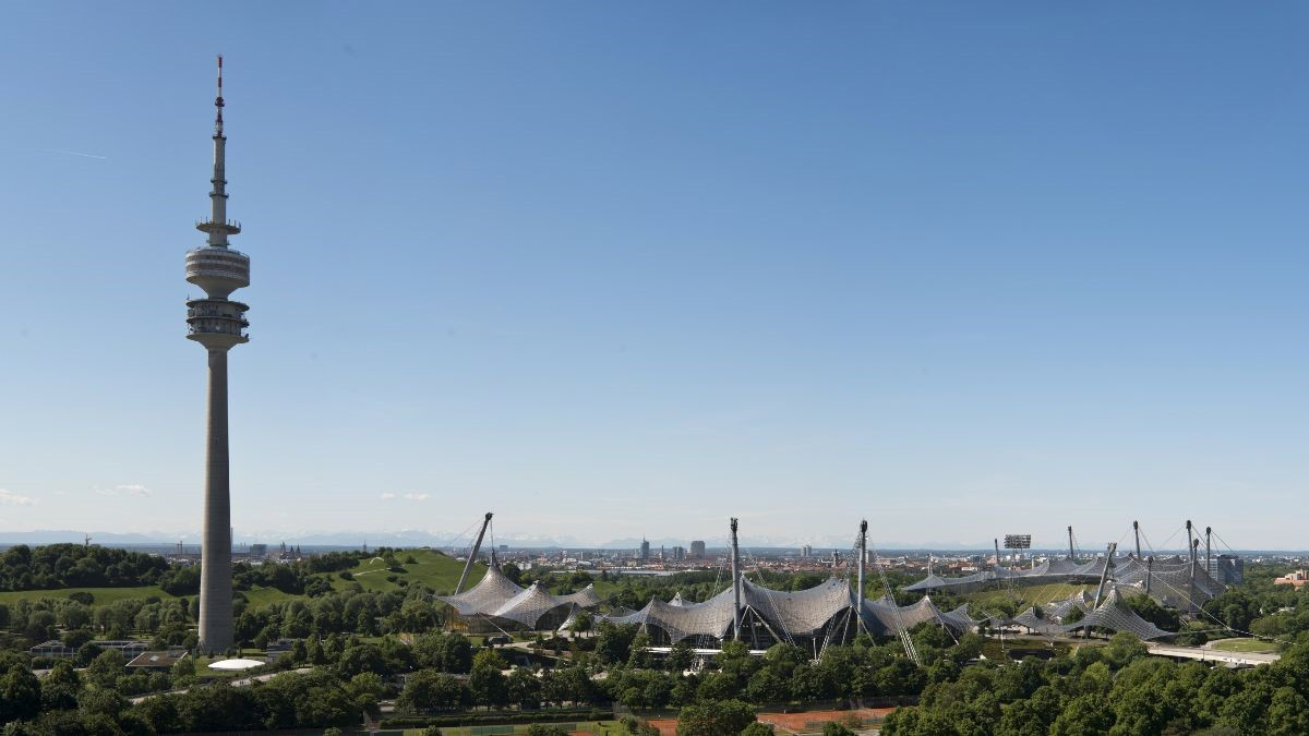 Munich's Olympic Park will host European Championships events in 2022 ©ECM