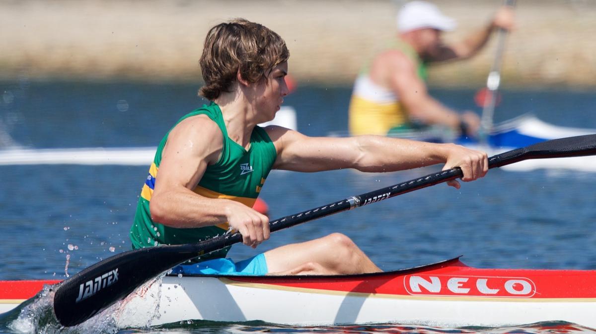 Dylan Littlehales made his Paralympic debut at Rio 2016 ©IPC