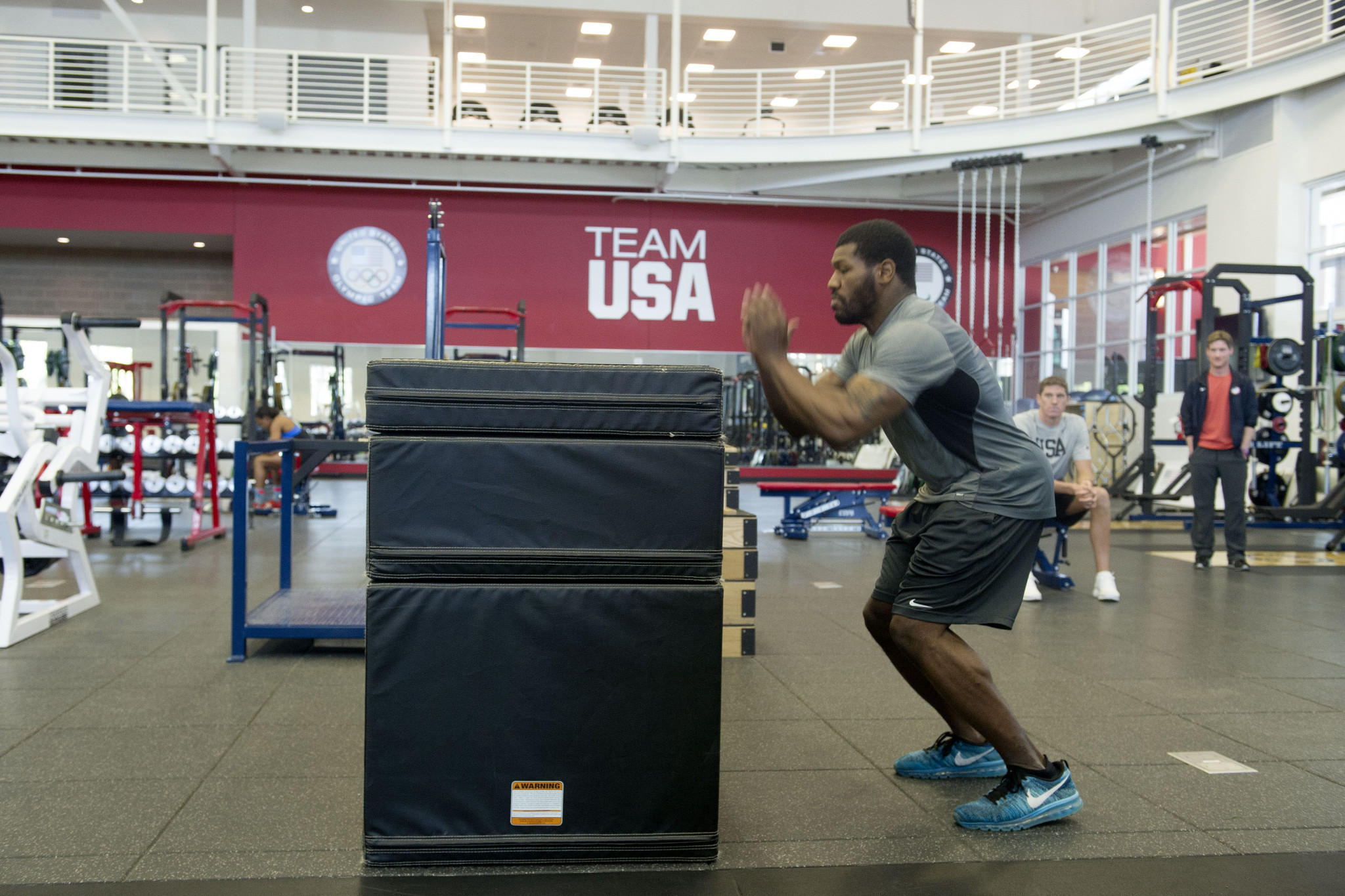 Two Team USA elite training centres are set to reopen next week ©Getty Images