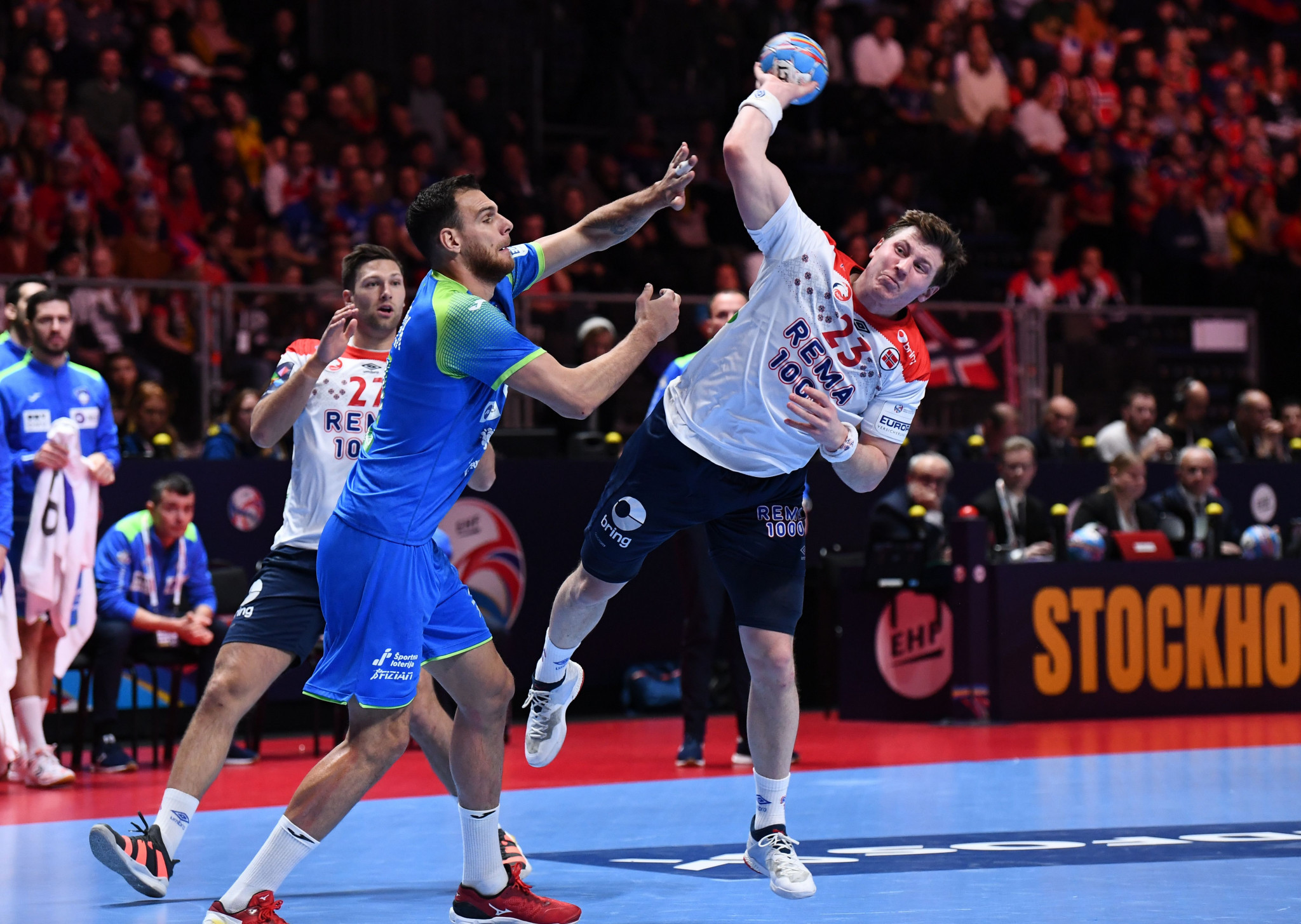 EHF hold draw for 2022 European Men's Handball Championship qualifiers