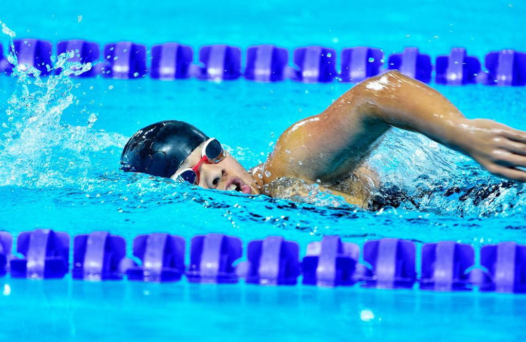 Para-swimmer Leal working overtime to save lives in Venezuela during coronavirus pandemic