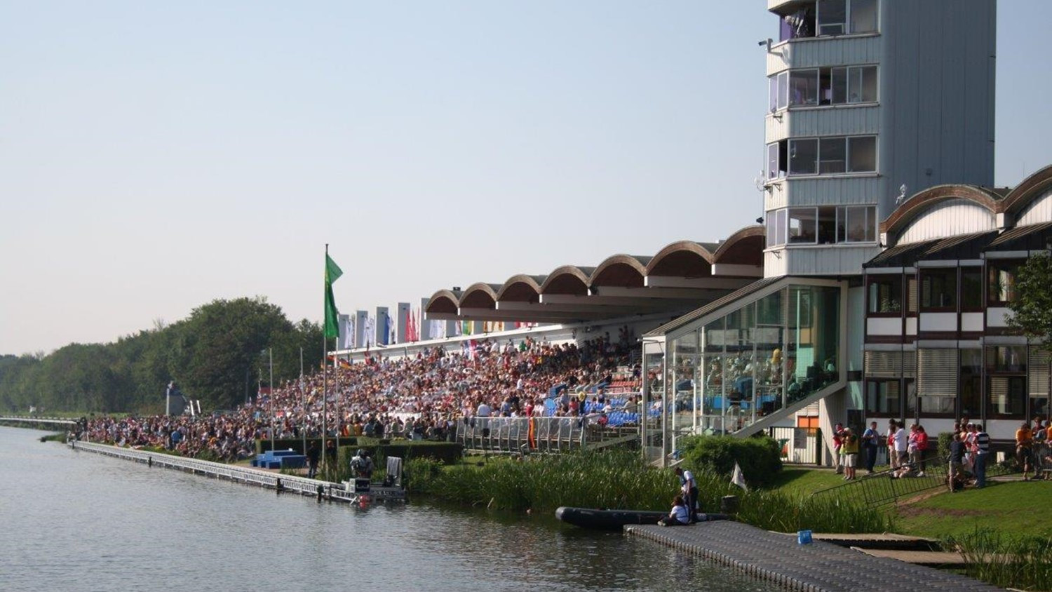 "The European Rowing Junior Championships have been ""confirmed"" as taking place in Duisburg from September 5 to 6 - COVID-19 permitting ©FISA"