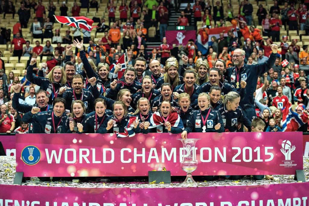 "Danish Handball Association labels 2015 Women's World Championship a ""great success"""